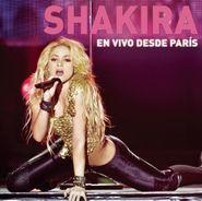 Shakira, En Vivo Desde Paris [Deluxe Edition] (CD)