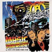 Aerosmith, Music From Another Dimension! [2x Red Vinyl] (LP)