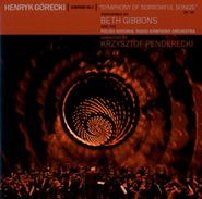 "Beth Gibbons, Górecki: Symphony No. 3, ""Symphony Of Sorrowful Songs"" (LP)"
