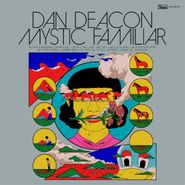 Dan Deacon, Mystic Familiar [Silver Vinyl] (LP)