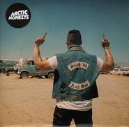 "Arctic Monkeys, Suck It And See / Evil Twin (7"")"