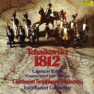 Peter Il'yich Tchaikovsky, Tchaikovsky: 1812 Overture (LP)