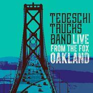 Tedeschi Trucks Band, Live From The Fox Oakland [180 Gram Vinyl] (LP)
