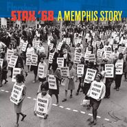 Various Artists, Stax '68: A Memphis Story [Box Set] (CD)