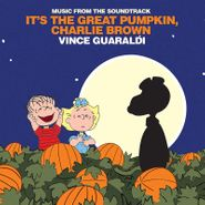 Vince Guaraldi, It's The Great Pumpkin, Charlie Brown [OST] (LP)