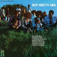 Various Artists, Boy Meets Girl: Classic Stax Duets [Record Store Day] (LP)