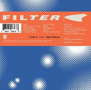 Filter, Title Of Record [Expanded Edition] (CD)