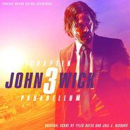 Tyler Bates, John Wick: Chapter 3 – Parabellum [OST] (CD)