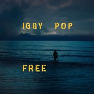 Iggy Pop, Free [Sea Blue Vinyl] (LP)