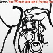 The Miles Davis Quintet, Cookin' With Miles Davis Quintet [Blue Vinyl] (LP)