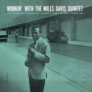 The Miles Davis Quintet, Workin' With The Miles Davis Quintet [Blue Vinyl] (LP)