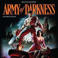 Joseph LoDuca, Army Of Darkness [OST] [Record Store Day] [NOTE: ALL COPIES HAVE CORNER BEND/CREASE ON COVER] (LP)