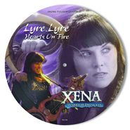 Various Artists, Xena: Warrior Princess - Lyre, Lyre Hearts On Fire [OST] [Picture Disc] (LP)