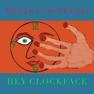 Elvis Costello, Hey Clockface [Transparent Red Vinyl] (LP)
