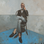 Matt Berninger, Serpentine Prison [Translucent Sea Blue Vinyl] (LP)