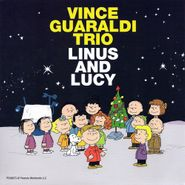 "Vince Guaraldi Trio, Linus And Lucy / Oh Good Grief [BLACK FRIDAY Gold Vinyl] (7"")"