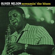 Oliver Nelson Sextet, Screamin' The Blues (LP)