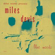 Miles Davis, Blue Moods (LP)