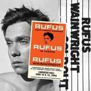 Rufus Wainwright, Rufus Does Judy At Carnegie Hall (LP)