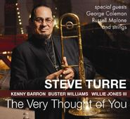 Steve Turre, The Very Thought Of You (CD)