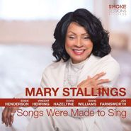 Mary Stallings, Songs Were Made To Sing (CD)