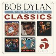 Bob Dylan, Original Album Classics: The 1980's (CD)