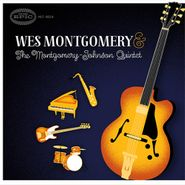 """Wes Montgomery, Wes Montgomery & The Montgomery-Johnson Quintet [Record Store Day] (10"""")"""