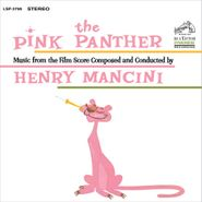 Henry Mancini, Pink Panther [Score] [Pink Vinyl] [Record Store Dayl] (LP)
