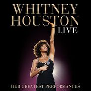 Whitney Houston, Live: Her Greatest Performances (CD)