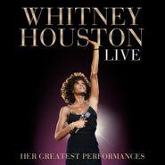 Whitney Houston, Live: Her Greatest Performances (LP)