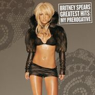 Britney Spears, Greatest Hits: My Prerogative (CD)