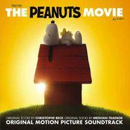 Christophe Beck, The Peanuts Movie [150 Gram Vinyl] [OST] (LP)