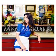 Sara Bareilles, What's Inside: Songs From Waitress (CD)