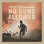 "Snoop Lion, No Guns Allowed / Lighters Up (7"")"