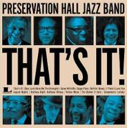 Preservation Hall Jazz Band, That's It! (CD)
