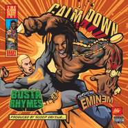 "Busta Rhymes, Calm Down [Record Store Day] (12"")"