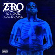 Z-Ro, No Love Boulevard (CD)