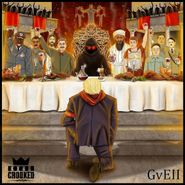 KXNG Crooked, Good vs. Evil II: The Red Empire (CD)