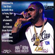 Z-Ro, Sadism (CD)