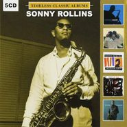 Sonny Rollins, Timeless Classic Albums (CD)