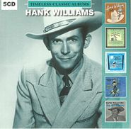 Hank Williams, Timeless Classic Albums (CD)