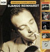 Django Reinhardt, Timeless Classic Albums (CD)