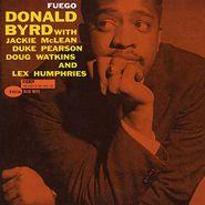 Donald Byrd, Fuego (LP)