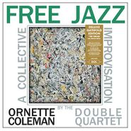 Ornette Coleman Double Quartet, Free Jazz [Blue Vinyl] (LP)