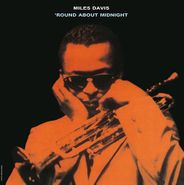 Miles Davis, Round About Midnight [Blue Vinyl] (LP)