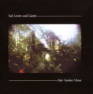 Sad Lovers & Giants, Epic Garden Music [Record Store Day Colored Vinyl] (LP)