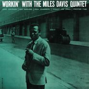 The Miles Davis Quintet, Workin' With The Miles Davis Quintet (LP)