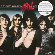 Girl, Sheer Greed [180 Gram Vinyl] (LP)