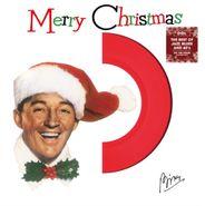 Bing Crosby, Merry Christmas [Red Vinyl] (LP)