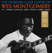 Wes Montgomery, The Incredible Jazz Guitar Of Wes Montgomery (LP)